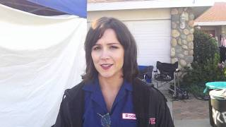 "RAISING HOPE: Shannon Woodward talks about ""Gambling Again"""