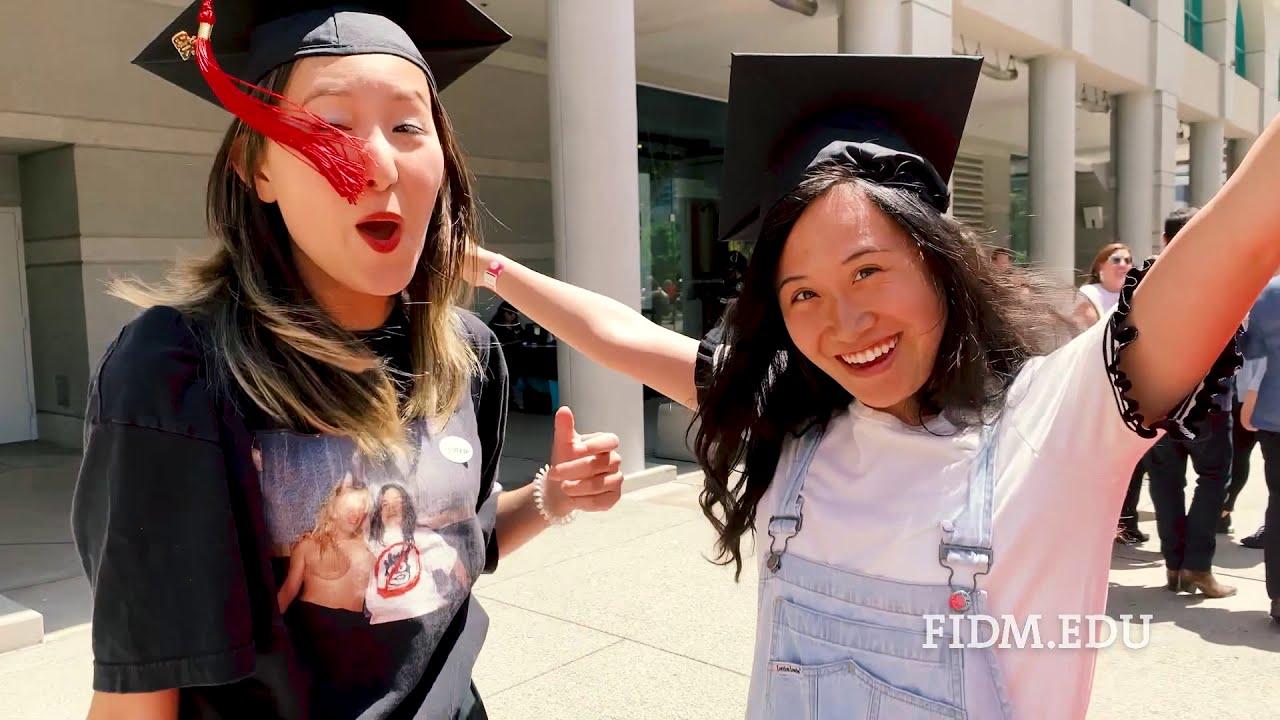 Fidm Academic Calendar >> Fidm Student Activities Grad Carnival 2019
