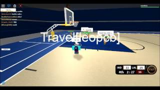 roblox gameplay nba hoopz
