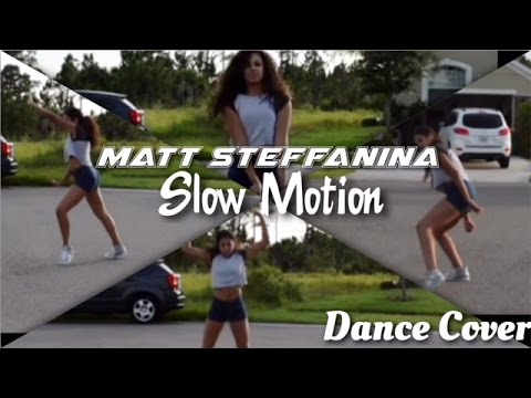 SLOW MOTION - Trey Songz Dance | @MattSteffanina ...