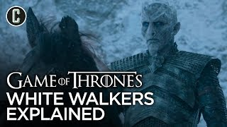 Game of Thrones: Everything You Need to Know About the White Walkers