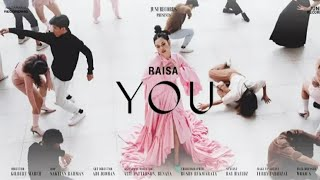 Raisa - You  Un Lyric Video