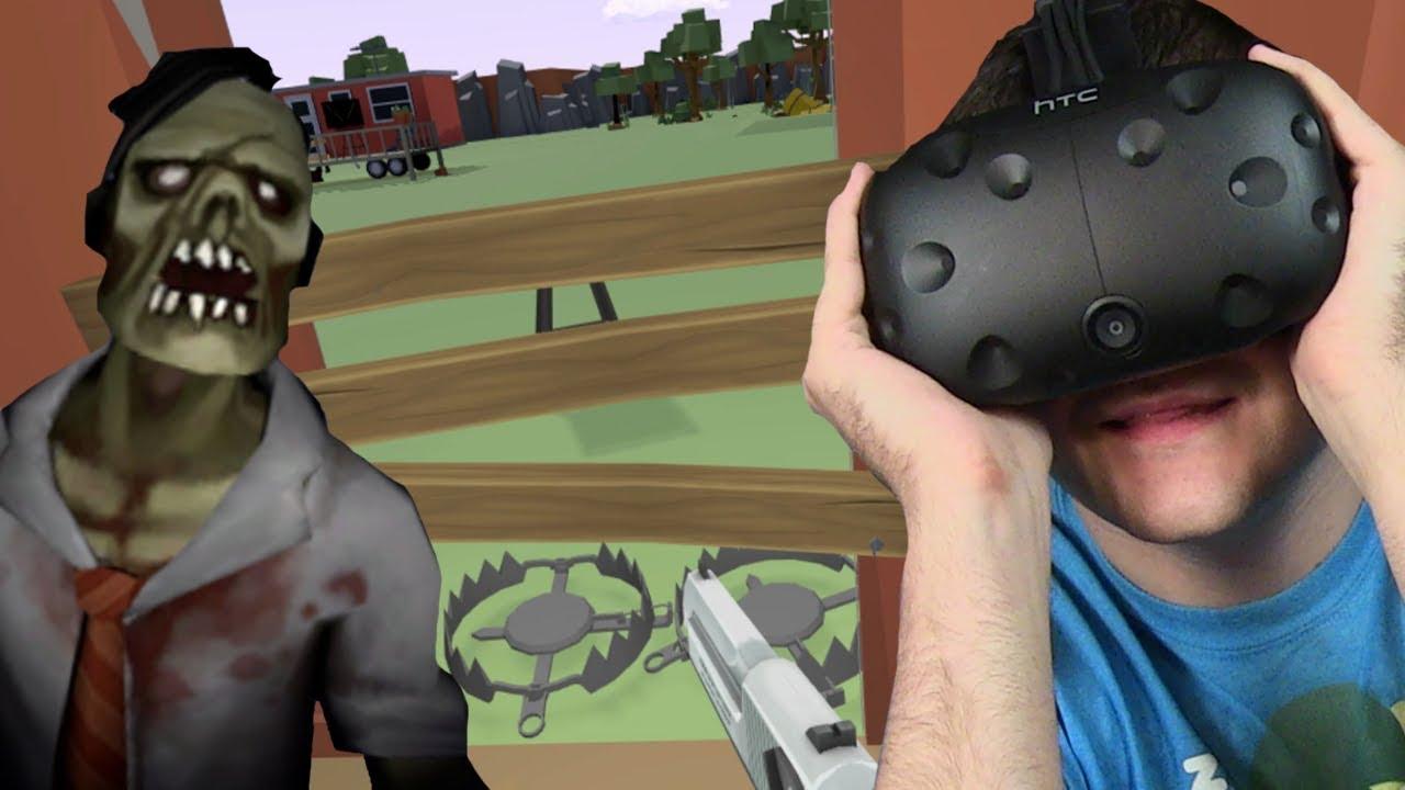 TWORZYMY TWIĘRDZĘ W DOMU – Undead Development (HTC VIVE VR)