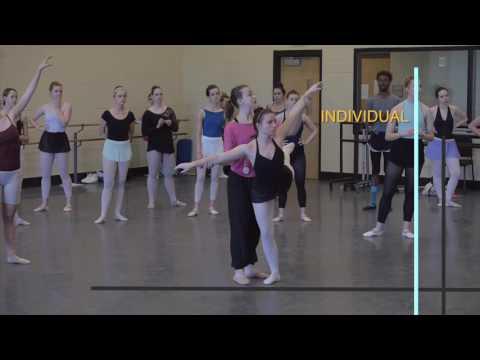 University of South Carolina Dance Program - Promo 2016