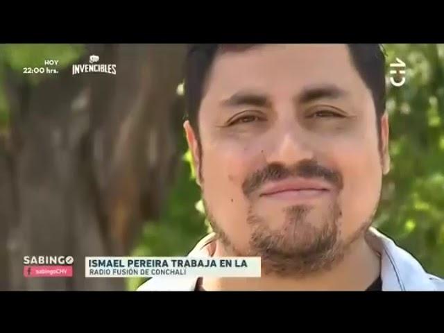 Entrevista de Sabingo a Ismael Pereira y Radio Fusión FM