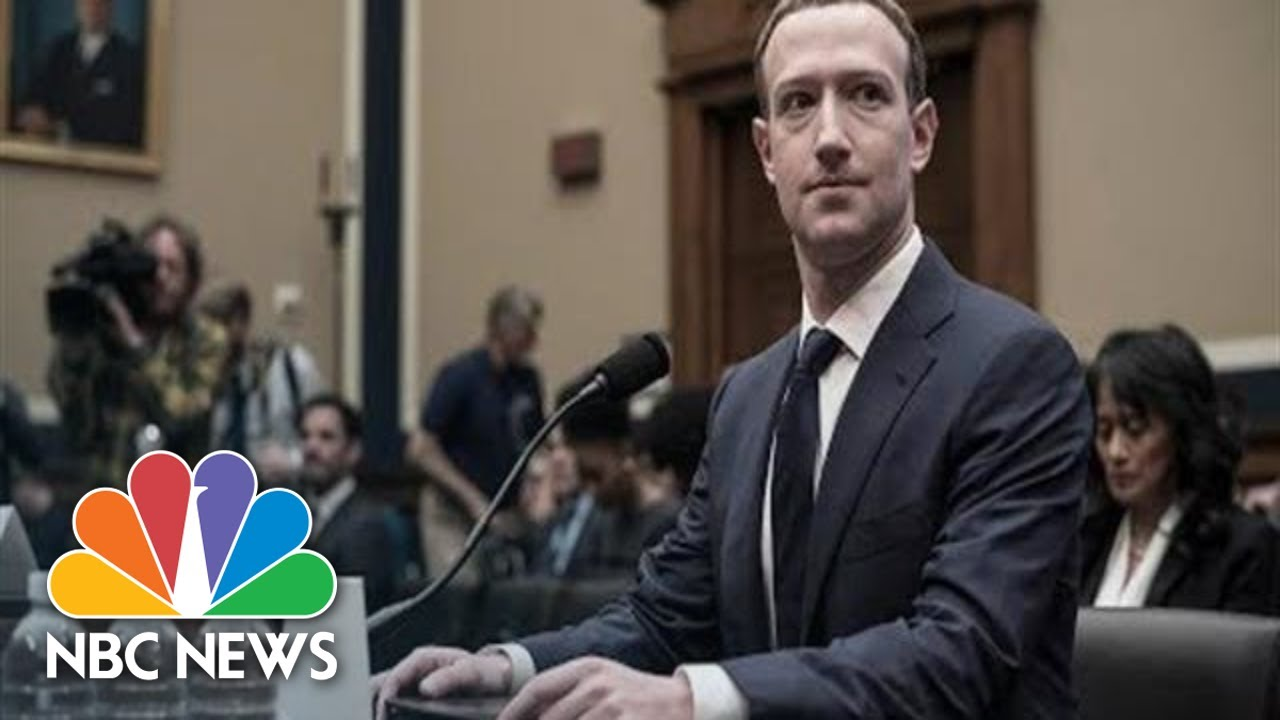 Watch Live: Mark Zuckerberg Testifies Before House Financial Services Committee | NBC News
