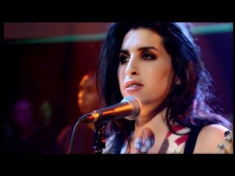 Amy Winehouse - Take the box (Live at Jools Holland)