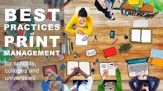 Best Practices of Print Management PaperCut Webinar