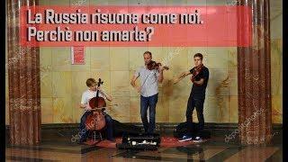 Giulietto Chiesa: La Russia risuona come noi. Perché non amarla?