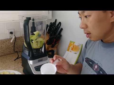 Ninja Blender 1000w Test And Smoothie Recipes !