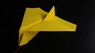 Paper Planes origami How to make a Paper Airplane stunt