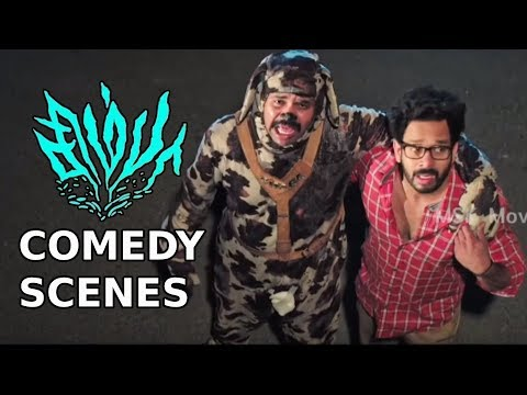 Simba(சிம்பா) Tamil Movie Comedy Scenes | Bharath, Premgi Amaren, Bhanu Sri Mehra | MSK Movies