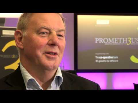 Prometheus: Dr Nick Clifford talks about the 'magic' of Prometheus