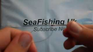 How to make a sea fishing float rig