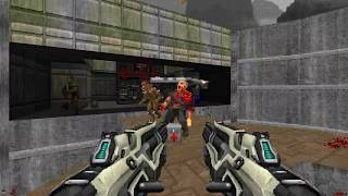 DOOM 2016 weapons addon for Brutal Doom 20b gameplay