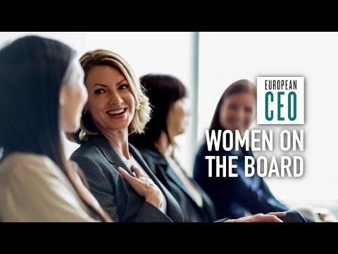 Employ women, solve more problems | European CEO