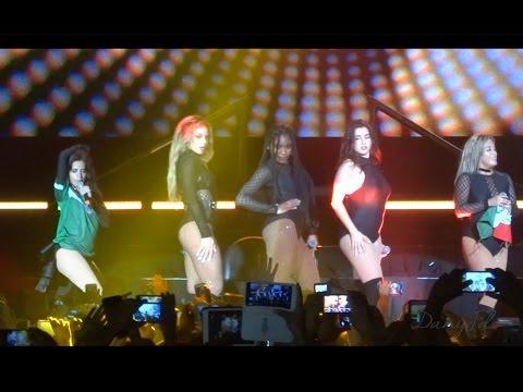 Fifth Harmony en Monterrey, Mx - Concierto Completo - 29/Sep/16