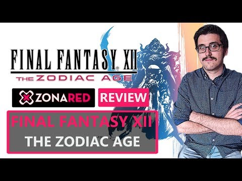Final Fantasy XII The Zodiac Age - Remaster PS4 - ANÁLISIS - REVIEW