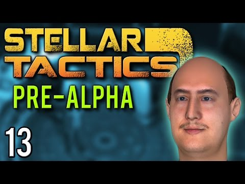 Stellar Tactics Alpha | First Ship and Space Travel! (Let's Play Stellar Tactics / Gameplay ep 13)