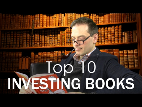 Top 10 Investing Books