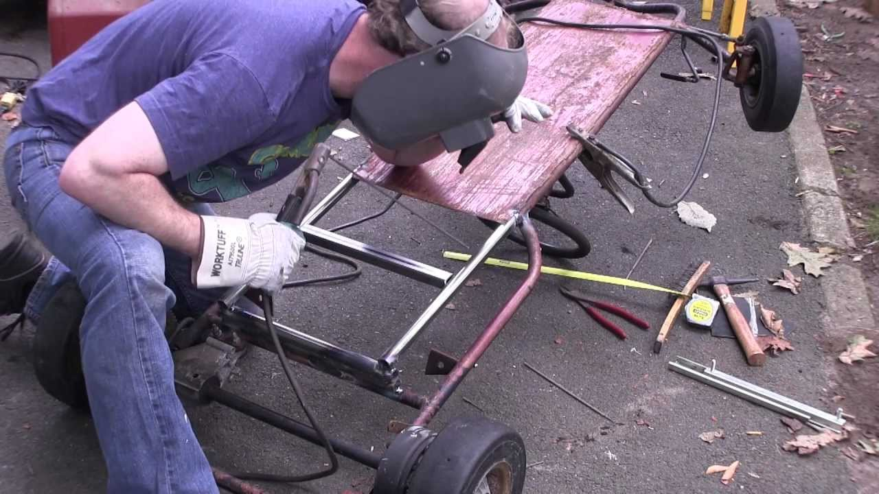 How to Build a Go Kart