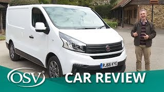 Fiat Talento 2017 In-Depth Review | OSV Car Reviews