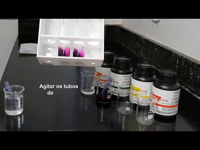 Apresentação Análise Kit Metanol