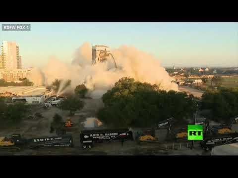 كاميرات تسجل لحظة تفجير فاشل في دالاس الأمريكية  - نشر قبل 4 ساعة
