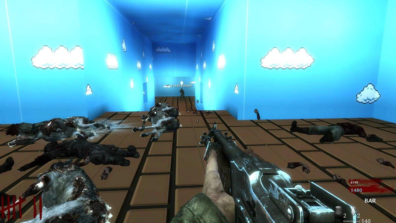MARIO | Custom Zombies: Effing Dogs.... : LightTube on meatwagon22 custom zombie maps, cod custom zombie maps, world at war custom zombie maps, top 10 custom zombie maps, call of duty custom zombie maps, best custom zombie maps,