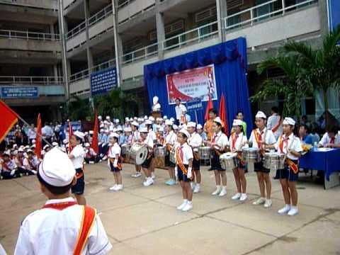 Nghi thức đội - Trường Tiểu học Đông Ba - Quận Phú Nhuận