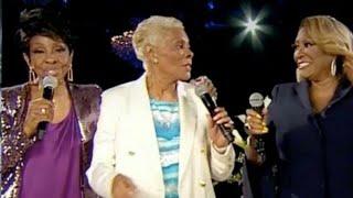 Gladys Knight and Patti LaBelle go head-to-head in Verzuz TV Live