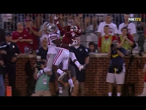 Noah Brown Ohio State Wide Receiver Update 2016