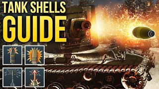 TANK SHELLS GUIDE / War Thunder