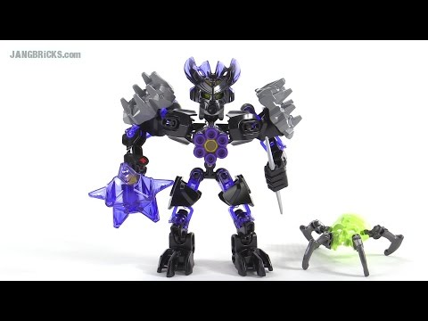LEGO Bionicle Protector of Earth review! set 70781