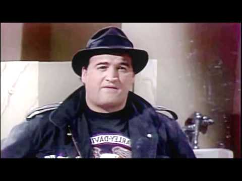 SNL40 JOHN BELUSHI RETURNS !! 40TH ANNIVERSARY