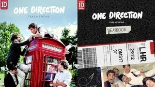 One Directions Take Me Home - Yearbook Edition Track Listing And Release Date!