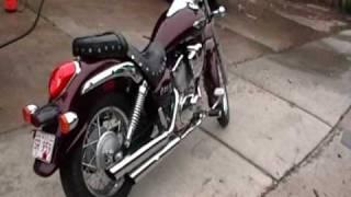 2009 Lifan c25-b motorcycle