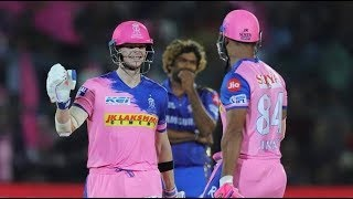 RR vs MI: Cricket fraternity hails new Royals' skipper Smith for leading from the front