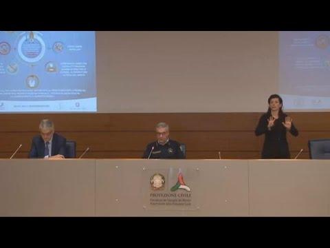 Coronavirus, Borrelli: «Sono 525 i morti nelle ultime 24 ore, il numero più basso dal 19 marzo»