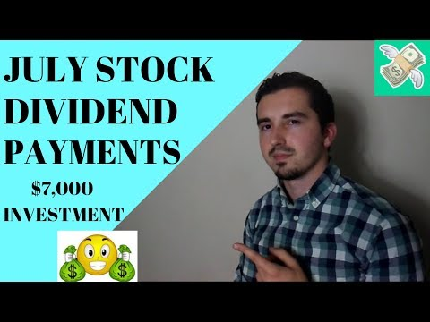 Earning $35 Monthly Dividend Income M1 Finance App 2019