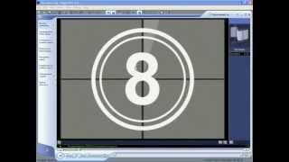 Sony Vegas Урок 21. Созд.заставки обратного отсчёта времени