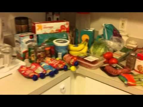 Frugal Living Experiment: Comparison Shopping & Grocery Hauls