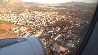 Афины с высоты птичего полёта. Посадка. Аэропорт. Красота.(Афины с высоты птичего полёта. Посадка. Аэропорт. Красота., 2014-12-19T19:55:15.000Z)