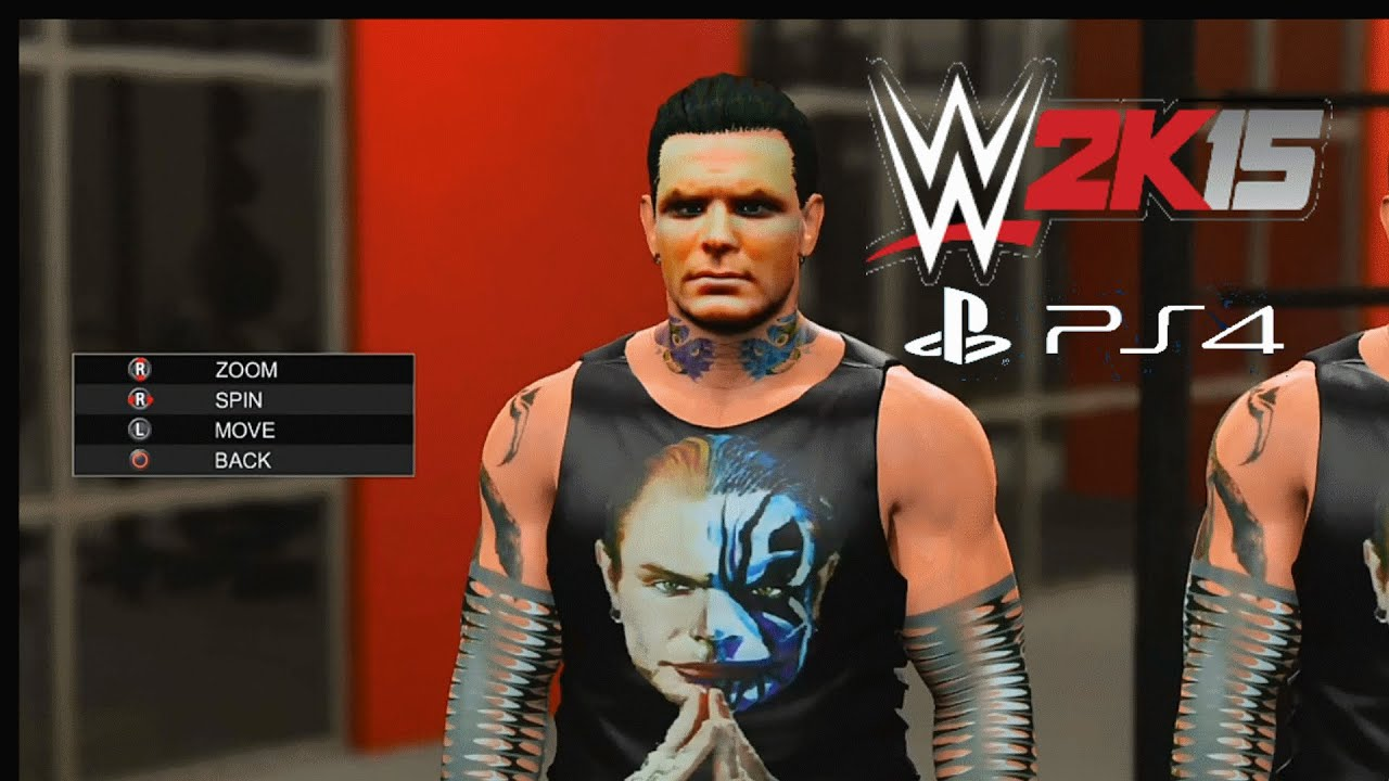 Uncategorized Jeff Hardy Game wwe 2k15 jeff hardy unlocked ps4 how to unlock in game machinima tna