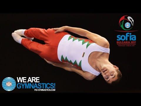 32nd Trampoline Gymnastics World Championships - Day 1