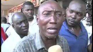 Abiria adaiwa kugeuka mbwa baada ya kuwasili Mombasa