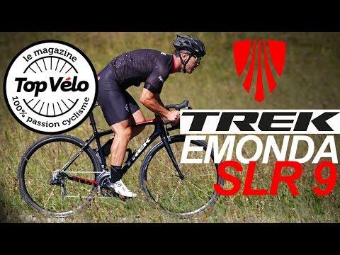 Image de la vidéo Essai vélo Trek Emonda SLR 9 : Léger, réactif et magnifique !
