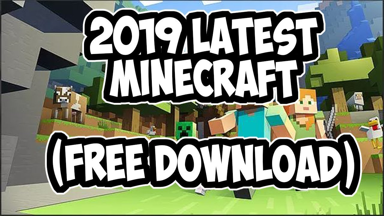 minecraft java edition download 2019