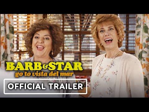 Barb & Star Go to Vista Del Mar - Official Trailer (2021) Kristen Wiig, Annie Mumolo