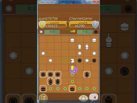 ល្បិចស្តេចអុកCambodian Thai Chess   Horse 1 Fish 1  Khmer Ouk Makruk  2